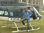 Dieter Bohlen: Im Hubschrauber zur Fashion Week