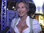 Erste Trachten-Nacht in Berlin: Caroline Beil erklärt den perfekten Dirndl-Busen!