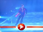 DJ Bobo zeigt sein Können auf dem Eis