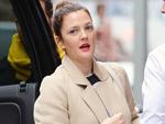 Drew Barrymore: War bärtige Schwangere