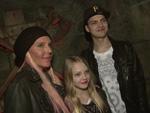 Dungeon feiert Promi-Eröffnung: Familie Ochsenknecht im Gruselkabinett