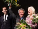 Dustin Hoffman in Berlin: Gefeierte Premiere in der Oper