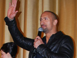 "Dwayne ""The Rock"" Johnson: Triff den Mega-Star in Berlin"