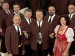 Crossover mal anders: Volksmusik-Stars singen Blasmusik!