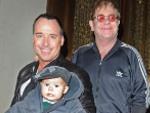Elton John: Vaterdasein ist das Beste