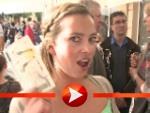 Laura Osswald liebt Public Viewing