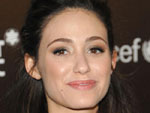 Emmy Rossum: Dinner mit Lady Gaga