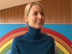Eva Padberg: Bodenhaftung ist wichtig