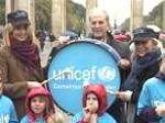 Eva Padbergs erster Auftritt als Unicef-Botschafterin: Sie wünscht sich Kinder!