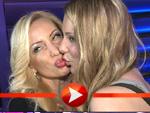 Joelina Drews: Küsschen für die Mama!