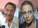 Fashion Week in Berlin: Aber den Promis ist die Mode Wurscht!
