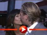 Verona und Franjo Pooths zärtliche Küsse