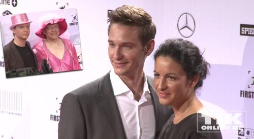 First Steps Awards Rosa Von Praunheim Als Frau Minu Barati Ohne