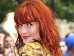 Florence Welch: Genießt ihre Freiheit auf der Bühne