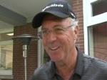 Franz Beckenbauer: Fit dank Familie und Wassergymnastik