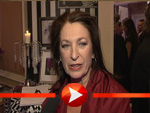 Daniela Ziegler war vom Musical-Galadinner begeistert