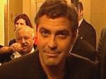 George Clooney: Basketball mit Barack Obama