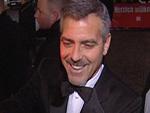 George Clooney: Zum Golden Globe ein Big Mac