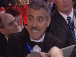 Glücklicher George Clooney: Elisabetta Canalis ultrasexy in Strapsen in der FHM