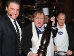 Gérard Depardieu: Erklärt den Deutschen den Käse