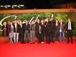 Promis feiern Goethe: Große Premiere in Berlin