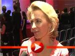 """Ursula von der Leyen über den """"Goldene BILD der Frau""""-Award"""
