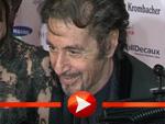 Al Pacino wäre gern einmal länger in Berlin