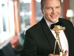 Goldene Kamera: Verleihung auf dem Gelände des Berliner Flughafens Tempelhof