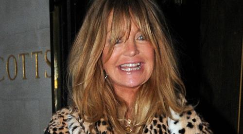 Goldie Hawn: Ihr Ex will Enthüllungsbuch schreiben