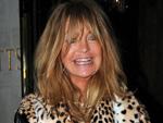 Goldie Hawn: 'Wahnsinnsritt' mit Kurt Russel