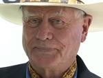 Larry Hagman: Ahnte er seinen Tod voraus?