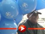 Harry Belafonte und der Kampf mit den Luftballons