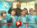 Harry Belafonte über Kinderlachen und Journalisten