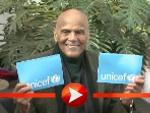 """Harry Belafonte erklärt die UNICEF-Kampagne """"Wasser wirkt"""""""