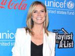 """Heidi Klum: Ist """"sehr glücklich"""""""