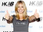 Heidi Klum: Haare sind am wichtigsten