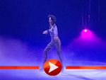 Holiday On Ice Mystery Premiere mit Howard Carpendale