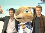 Hasenalarm im Adlon: Wolfgang Stumph, Detlev Buck und Alexander Fehling läuten den Frühling ein!