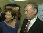Horst und Eva Luise Köhler: Ihr größter Wunsch
