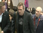Hugh Laurie: Zuviel Dr. House?