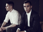 Hurts: Echo als Geschenk von Robbie Williams