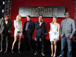 Iron Man 2: Stargespickte Weltpremiere in L.A.