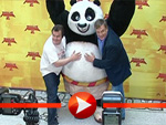 "Jack Black, Hape Kerkeling und Co. beim ""Kung Fu Panda 2""-Photocall in Berlin"