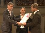 Günther Jauch: Designpreis und Tipps gegen einen Kater!
