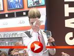 Jedward: Fans streiten sich um benutzte Taschentücher!