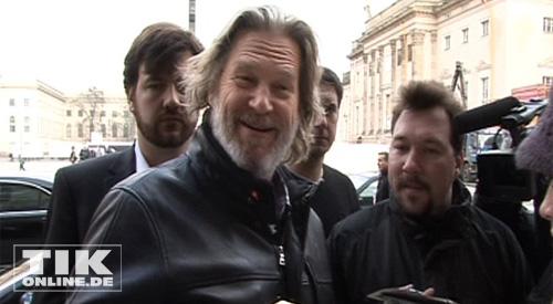 Jeff Bridges Dude Mit Ganzem Herzen Tikonlinede