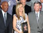 Jennifer Aniston: Hat jetzt auch ihren Stern