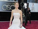 Jennifer Lawrence: Hat Angst zu fallen