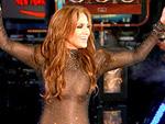 Jennifer Lopez: Busenblitzer bei Gottschalk!