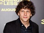 Jesse Eisenberg: Nicht stolz auf seine Filme